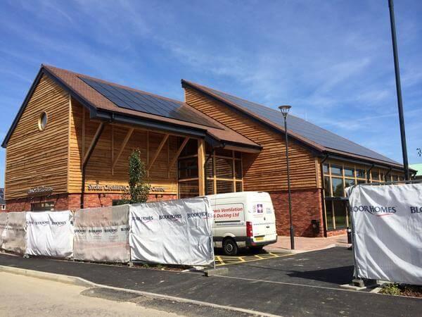 Bloor Homes Community Centre