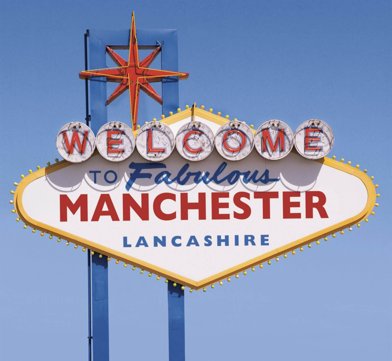 Seven things you should know about Manchester…