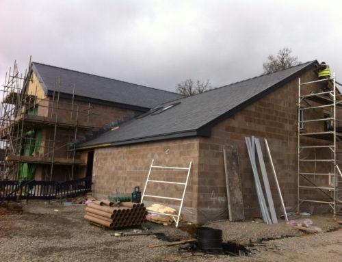 New Village Hall, Cumbria, Lake District.